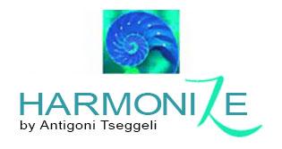 HARMONIZE by Antigoni Tseggeli